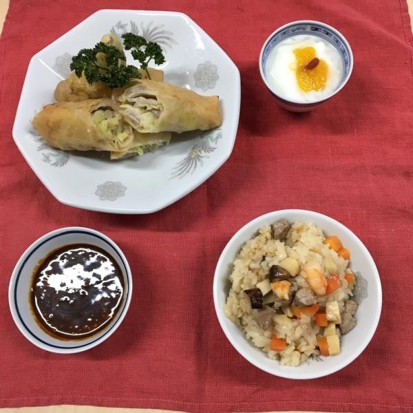 5月・6月惣菜コース   ¥2,600