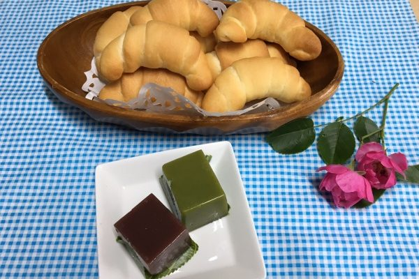 7月・8月菓子コース    ¥2,600