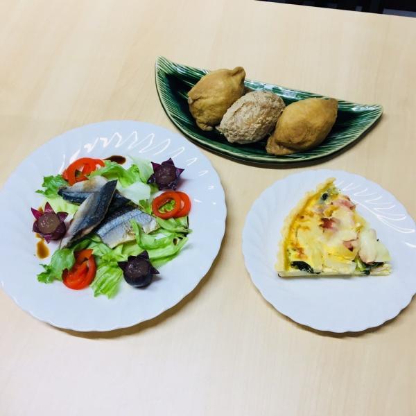 9月・10月惣菜コース  ¥2,600