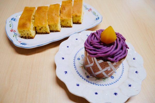 9月菓子コース  ¥2,600